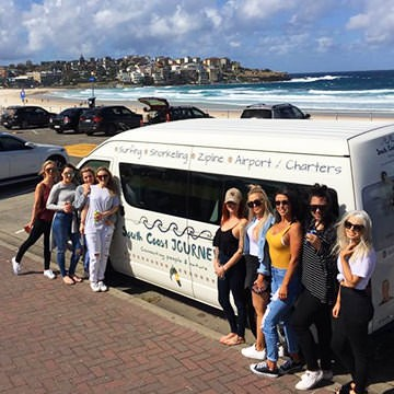 South Coast Journeys Charter Tours