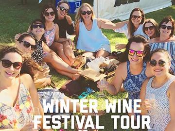Winter Wine Festival Tours