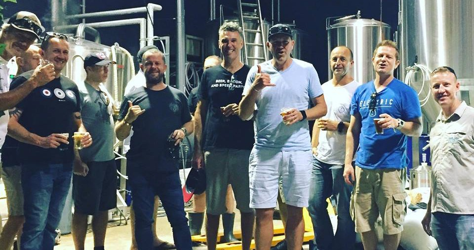 Father's Day South Coast Craft Beer Tour