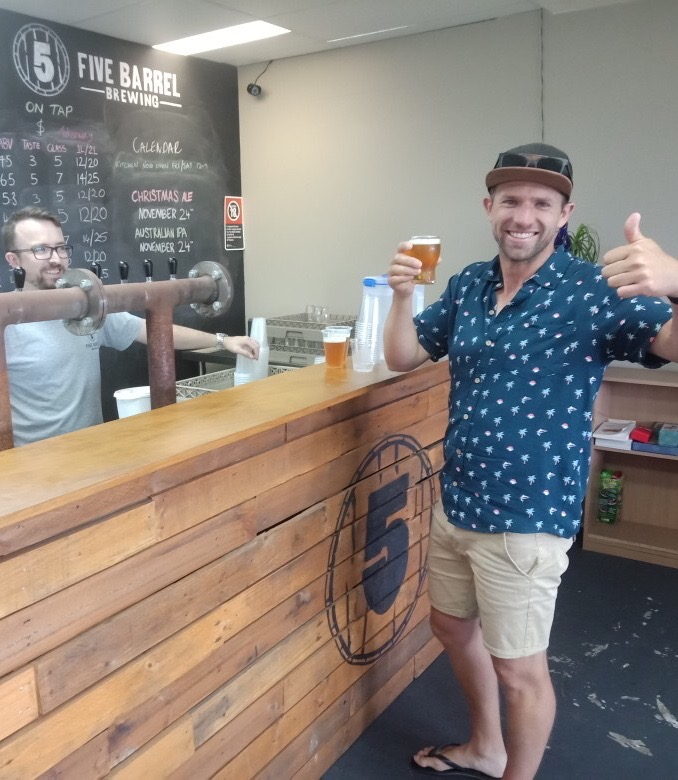 Welcome to a South Coast Craft Beer Brewery Tour